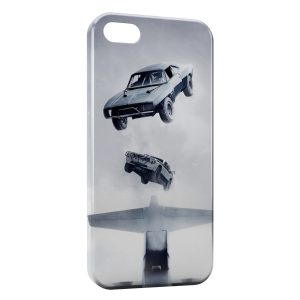 Coque iPhone 5/5S/SE Fast and Furious Design Graphic