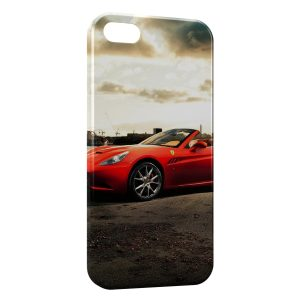 Coque iPhone 5/5S/SE Ferrari 2