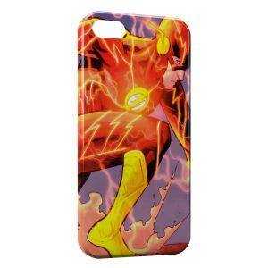 Coque iPhone 5/5S/SE Flash Avengers 23