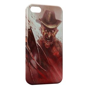 Coque iPhone 5/5S/SE Freddy Horreur