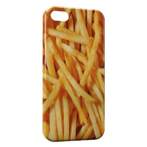 Coque iPhone 5/5S/SE Frites French Fries