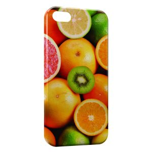 Coque iPhone 5/5S/SE Fruits