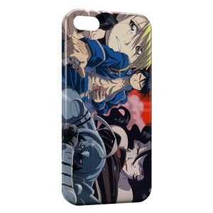 Coque iPhone 5/5S/SE Fullmetal Alchemist Brotherhood 2