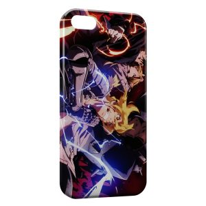 Coque iPhone 5/5S/SE Fullmetal Alchemist Brotherhood