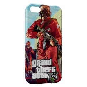 Coque iPhone 5/5S/SE GTA 5