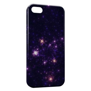 Coque iPhone 5/5S/SE Galaxy 1