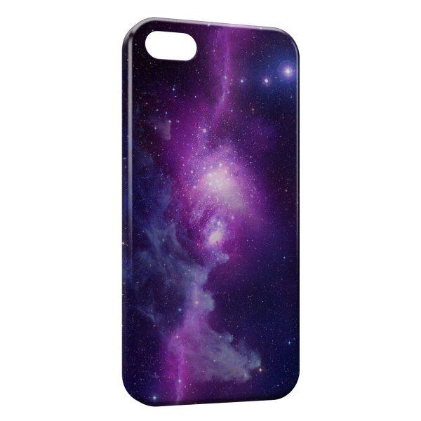 Coque iPhone 5/5S/SE Galaxy 2
