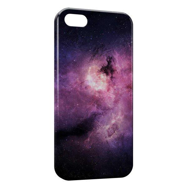 Coque iPhone 5/5S/SE Galaxy 3