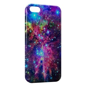 Coque iPhone 5/5S/SE Galaxy 3