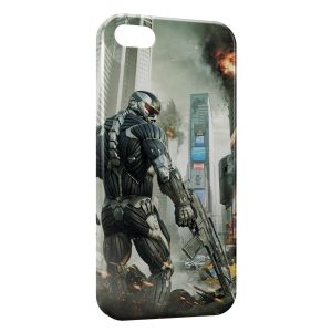 Coque iPhone 5/5S/SE Game Robot 2