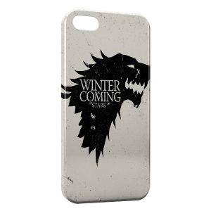 Coque iPhone 5/5S/SE Game of Thrones 3