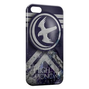 Coque iPhone 5/5S/SE Game of Thrones As High As Honor Arryn