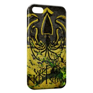Coque iPhone 5/5S/SE Game of Thrones We Do Notsow Creyioy