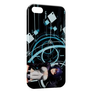 Coque iPhone 5/5S/SE Ghost in the Shell 2