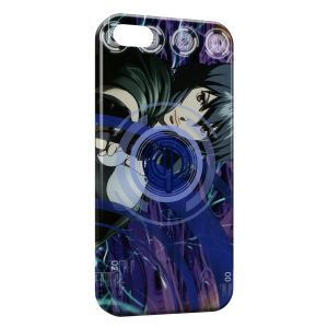 Coque iPhone 5/5S/SE Ghost in the Shell 3