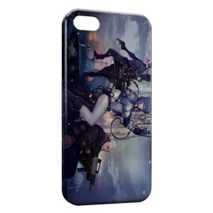 Coque iPhone 5/5S/SE Ghost in the Shell
