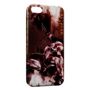 Coque iPhone 5/5S/SE God Of War 3