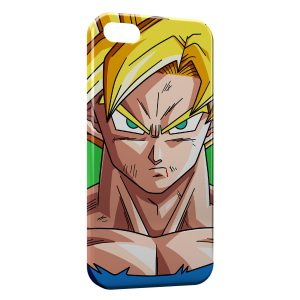Coque iPhone 5/5S/SE Goku Dragon Ball Z 11