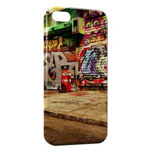 Coque iPhone 5/5S/SE Graffiti Street Art