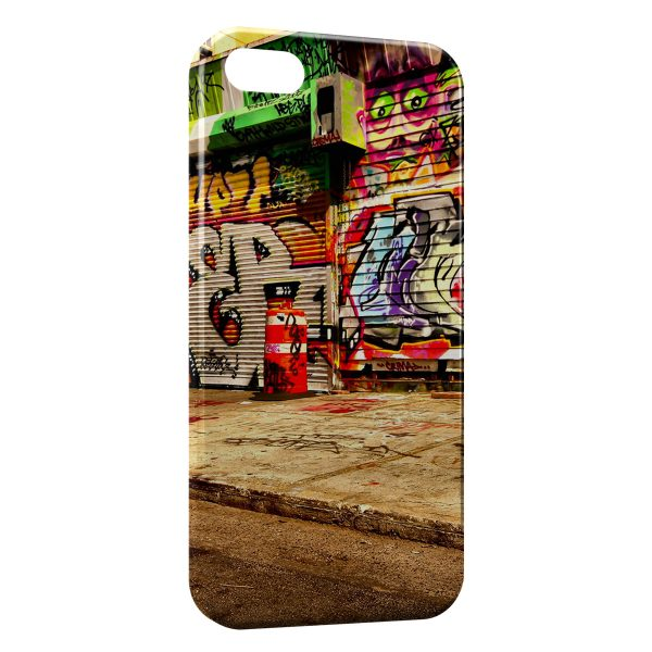 coque iphone 5 graffiti