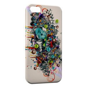 Coque iPhone 5/5S/SE Graffiti Style Design