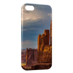 Coque iPhone 5/5S/SE Grand Canyon