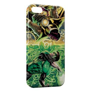 Coque iPhone 5/5S/SE Green Lantern Corps