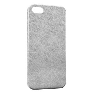 Coque iPhone 5/5S/SE Grey Style Graphic