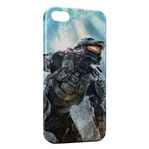 Coque iPhone 5/5S/SE Halo Video Jeu Game