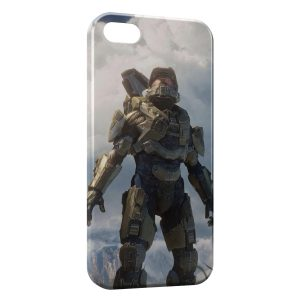Coque iPhone 5/5S/SE Halo Xbox