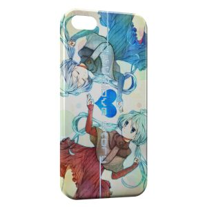 Coque iPhone 5/5S/SE Hatsune Miku