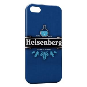 Coque iPhone 5/5S/SE Heinsenberg Breaking Bad Pure Crystal Meth