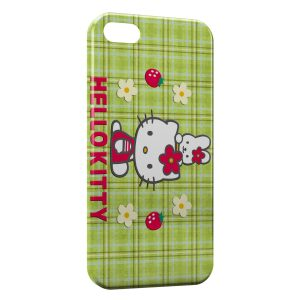 Coque iPhone 5/5S/SE Hello Kitty 5