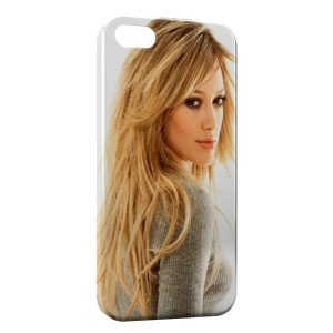 Coque iPhone 5/5S/SE Hilary Duff