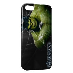 Coque iPhone 5/5S/SE Hulk