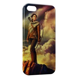 Coque iPhone 5/5S/SE Hunger Games