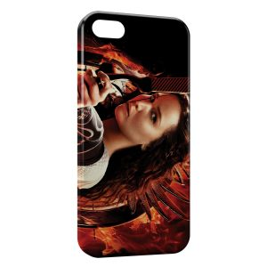 Coque iPhone 5/5S/SE Hunger Games 5