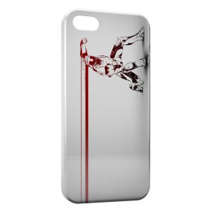 Coque iPhone 5/5S/SE Iron Man Tony Stark