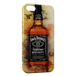 Coque iPhone 5/5S/SE Jack Daniel's Black Design 4