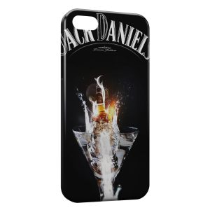 Coque iPhone 5/5S/SE Jack Daniel's Cocktail