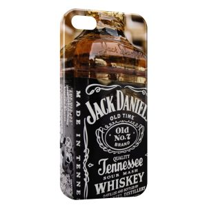 Coque iPhone 5/5S/SE Jack Daniel's Gold Whiskey