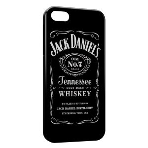 Coque iPhone 5/5S/SE Jack Daniel's Tennessee