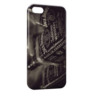 Coque iPhone 5/5S/SE Jack Daniel's Tennessee Whiskey Vintage