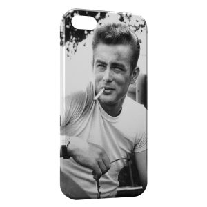Coque iPhone 5/5S/SE James Dean
