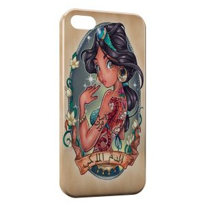 Coque iPhone 5/5S/SE Jasmine Aladdin Punk