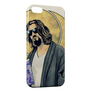 Coque iPhone 5/5S/SE Jeffrey Lebowski