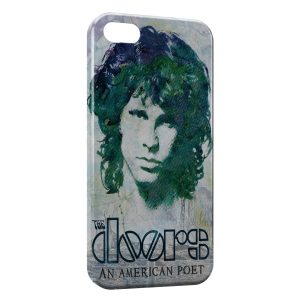 Coque iPhone 5/5S/SE Jim Morrison The Doors