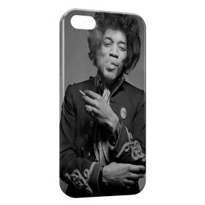 Coque iPhone 5/5S/SE Jimi Hendrix 2