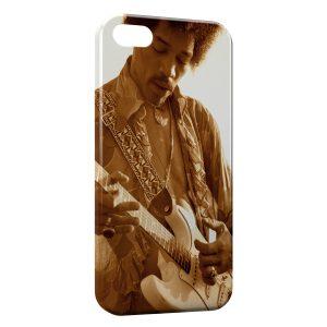 Coque iPhone 5/5S/SE Jimi Hendrix 3