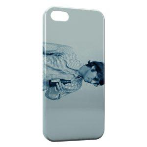 Coque iPhone 5/5S/SE John Lennon
